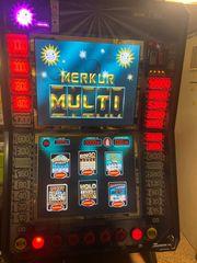 Spielautomat Merkur Multi mit 6
