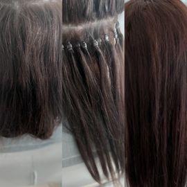 Bild 4 - Haarverlängerung Extensions Haarverdichtung - Niddatal