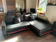 Sofa mit LED- Funktion
