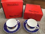 Villeroy Boch Cappuccino-Tassen von Paloma