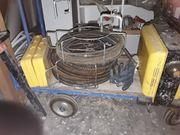 Rohrreinigungsmaschine von rems Marke Cobra