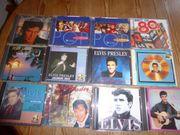 Musik CDs Oldis Elvis und