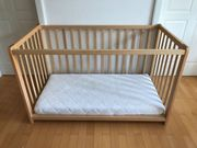 Roba Room Bed 60x120 Baby-