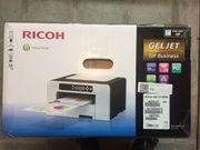 Drucker Ricoh SG 3110DN Geljet