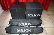 SOLTON Twin-Array 12 PA-Anlage Aktiv