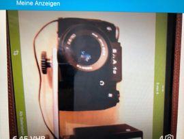 EXA1a Spiegelreflexkamera -Kamera: Kleinanzeigen aus Hettstedt Burgörner - Rubrik Foto und Zubehör