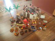 Großes Playmobil Soldaten und Piratenset