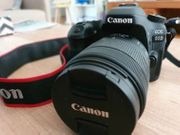 Canon EOS80D 18-135IS Tasche