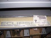 MB767990 Aufkleber Eclipse GS Mitsubishi