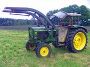 Schlepper Traktor John Deere 2120
