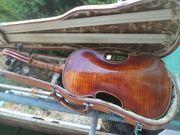 Antique violin Prof Koch Dresden