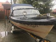 GFK Motorboot 20 PS Yamaha