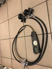 DIv Zubehör Tauchausrüstung Flossen Lungenautomat