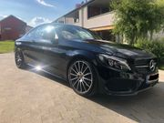 Mercedes C220 Coupe