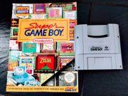 Nintendo Super Gameboy Adapter mit