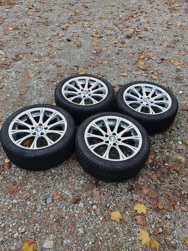 M Paket Felgen mit Reifen