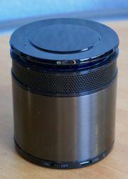 Bluetooth-Minilautsprecher