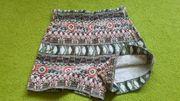 Damen shorts zara woman