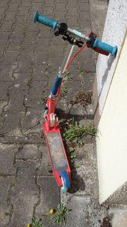 Kinderroller Oxelo gebaucht - und Scooter