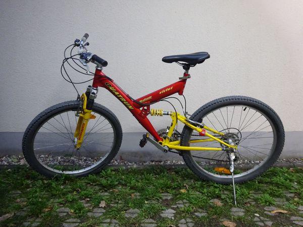 MTB Fahrrad Victus Quatrun 26