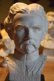 Büsten Sammlung König Ludwig Goethe