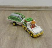Playmobil 123 Safari-Fahrzeug 6743