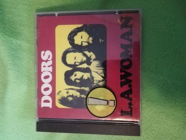 CD Doors L A Woman