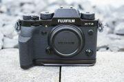 Fujifilm Fuji X-T2 Kameras Gehäuse schwarz
