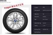 BMW Winterräder Bridgestone Run Flat