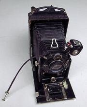 Balgen-Plattenkamera