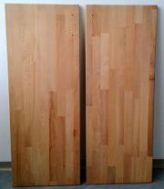 Biete Türen aus Buche Massivholz