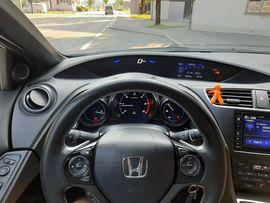 Honda - Honda Civic 1 6 I-DTEC