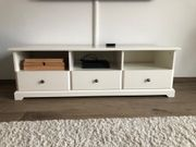 Liatorp Ikea TV Bank Lowboard