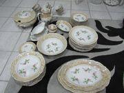Geschirr für 12 Personen