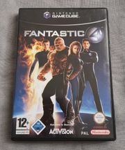 Fantastic Four Nintendo GameCube 2005