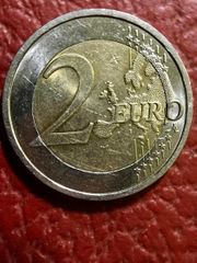 2 Euro Münze 50 Jahre
