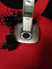 Panasonic mit Anrufbeantworter