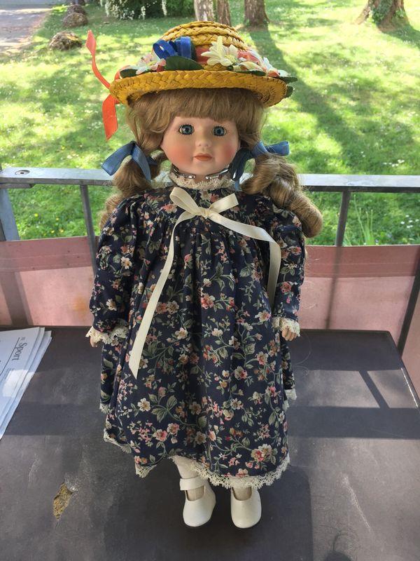 Deko Puppen 3 Stck auf