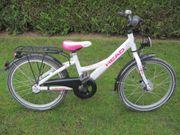 Kinderfahrrad Mädchenrad Marke Heat mit