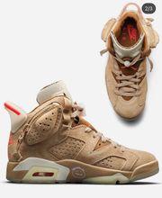 Air Jordans x Travis Scott