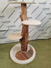 Natur- Kratzbaum Rustika Hasel