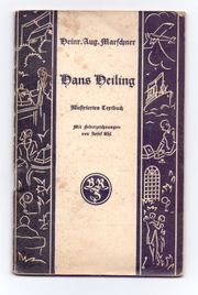 Hans Heiling Oper - Heinrich August
