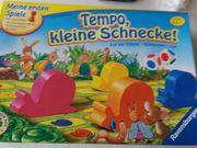 Kinderspiel Tempo kleine Schnecke von