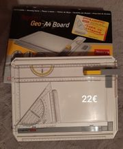Zeichenplatte Geo-A4
