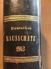 Deutscher Hausschatz 1903