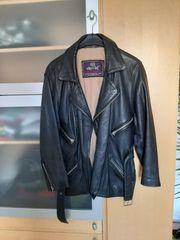 Leder Jacke für Damen in