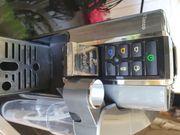 Kaffee- Espressomaschine und elektrischen Milchaufschäumer