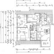 4-Zimmerwohung 118 71m² am Fuße