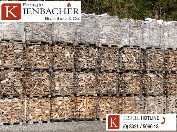 Kaminholz Brennholz Scheitholz trocken für