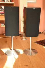 B W High-End Lautsprecher Made